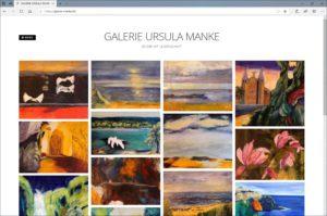 GALERIE URSULA MANKE
