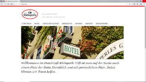 Hotel Café Rhönperle